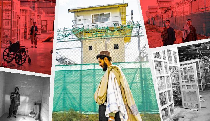 5 bin mahkûma ne oldu? İşte o işkencehane! Afganistan'daki Guantanamo...
