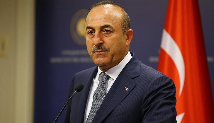 Dışişleri Bakanı Çavuşoğlu'ndan Yunanistan'a tepki