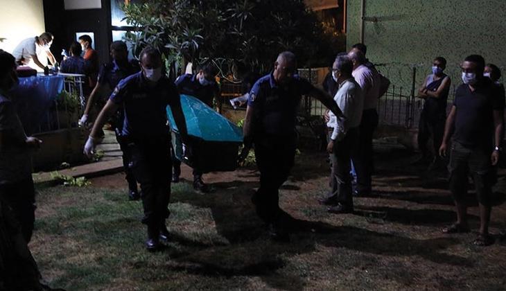 Mersin'de korkunç kaza! Üzerine asansör kabini düşen kadın hayatını kaybetti