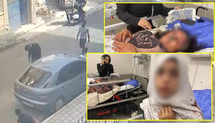 Sancaktepe'de hırsızlar anne ve kızına kabusu yaşattı! 'Küpeyi kulaklarını kopararak aldılar'