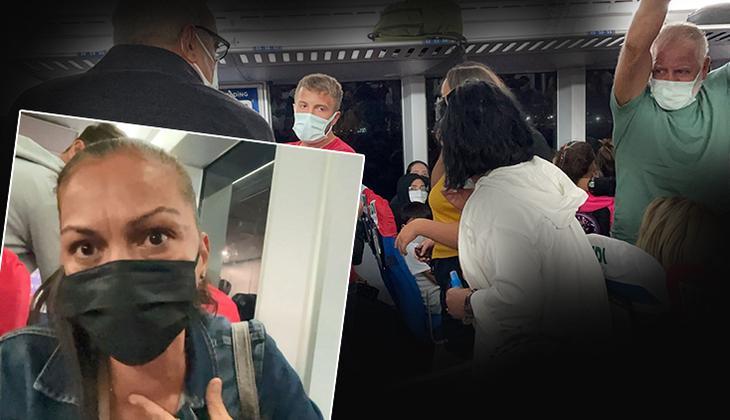 Avşa-Yenikapı seferinde gergin anlar! Yolcular arasında tartışma çıktı