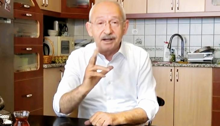 Mutfakta video mesajla gençlere 6 vaat