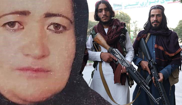 Taliban, hamile bir polis memurunu öldürmekle suçlanıyor