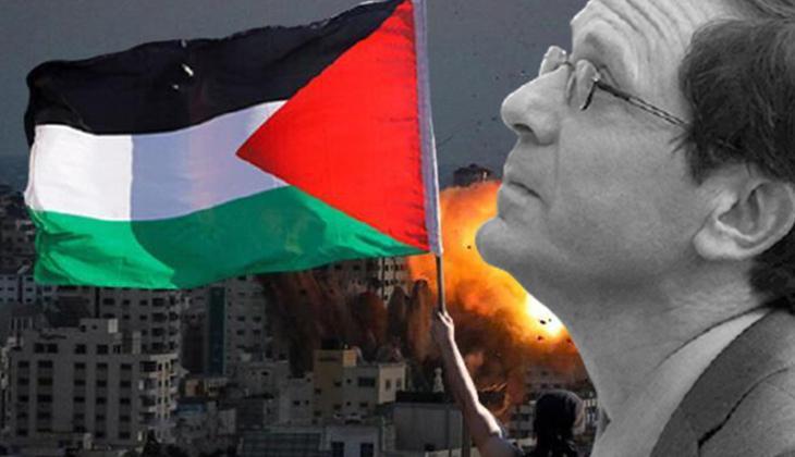 İsrail Cumhurbaşkanı Herzog'dan flaş Filistin çağrısı