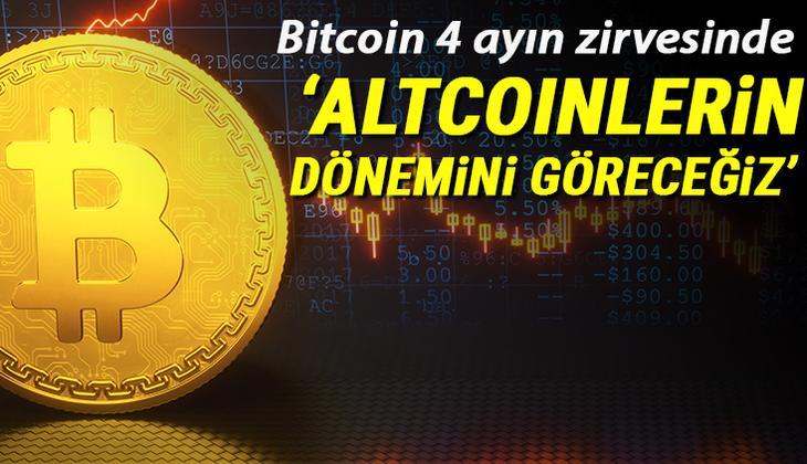 Bitcoin fiyatları 4 ayın zirvesini gördü! Yükseliş sürecek mi? Uzman isimler değerlendirdi