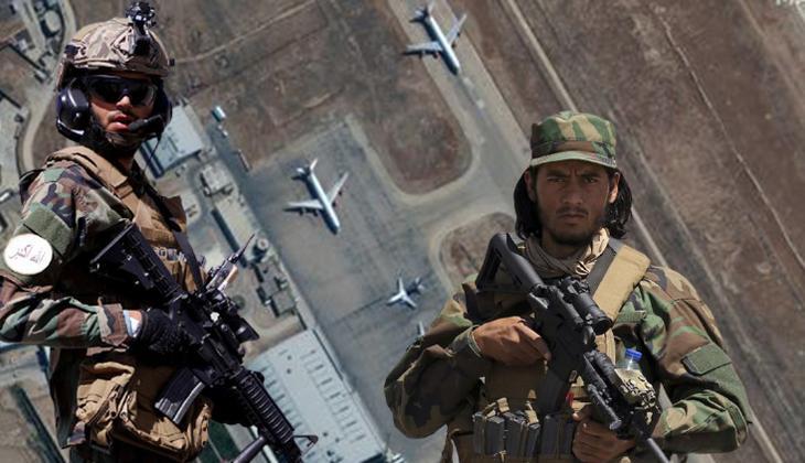 Reuters duyurdu: Aralarında ABD vatandaşları da var: Afganistan'da bin kişi mahsur kaldı!