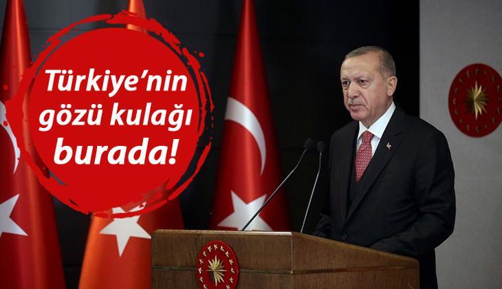 Son dakika... Kritik Kabine Toplantısı başladı! Cumhurbaşkanı Erdoğan alınan kararları duyuracak
