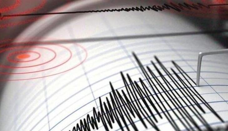 Son dakika! Hakkari Yüksekova'da 3.9 büyüklüğünde deprem