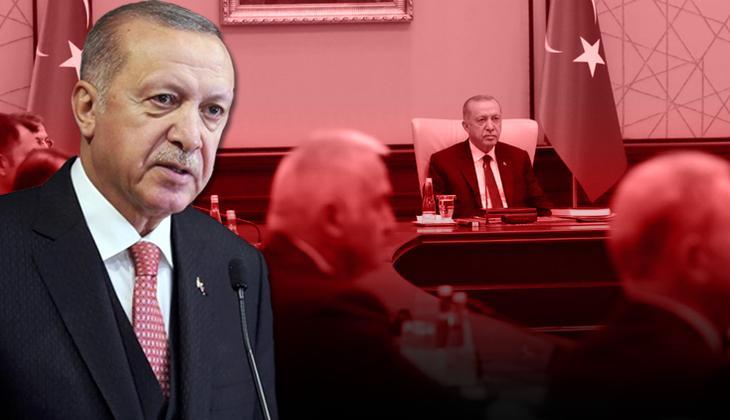 Son dakika haberi: Koronavirüs, göçmenler ve yüz yüze eğitim! Erdoğan'dan kabine toplantısı sonrası önemli açıklamalar