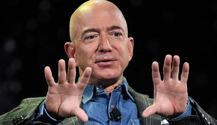 Uzaya gidip geldi şimdi de... Jeff Bezos ölümsüzlük arayışında