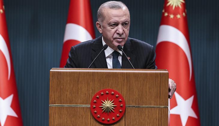 Son dakika... Cumhurbaşkanı Erdoğan 'Hayırlı olsun' mesajıyla paylaştı! 3 senenin yol haritasını içeriyor