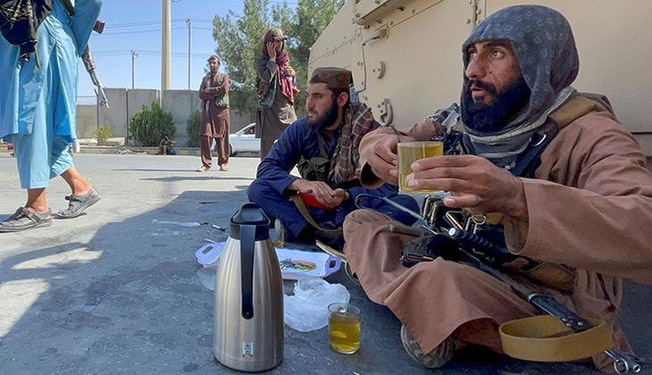 'Taliban beni çaya çağırdı...' İngiliz gazeteci o anları anlattı!