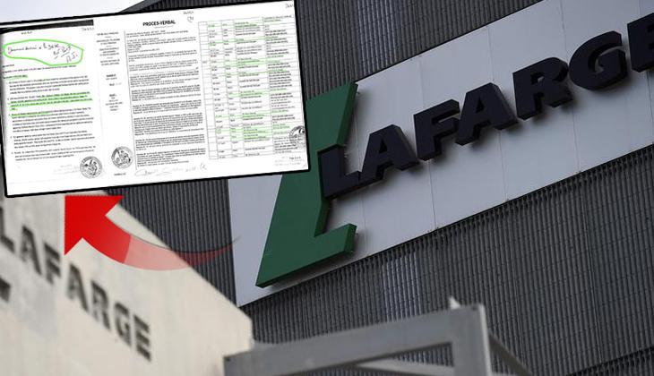 Fransız şirket hükümetinin bilgisi dahilinde DAEŞ'e para aktarmış