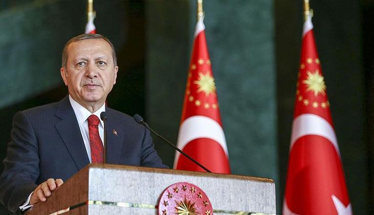 Cumhurbaşkanı Erdoğan, yapımı tamamlanan tünellere ilişkin paylaşımda bulundu