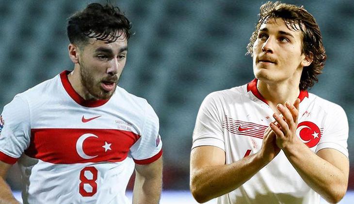 Hollanda - Türkiye maçında Orkun Kökçü, Çağlar Söyüncü ve Ozan Kabak şoku! Norveç maçında yoklar
