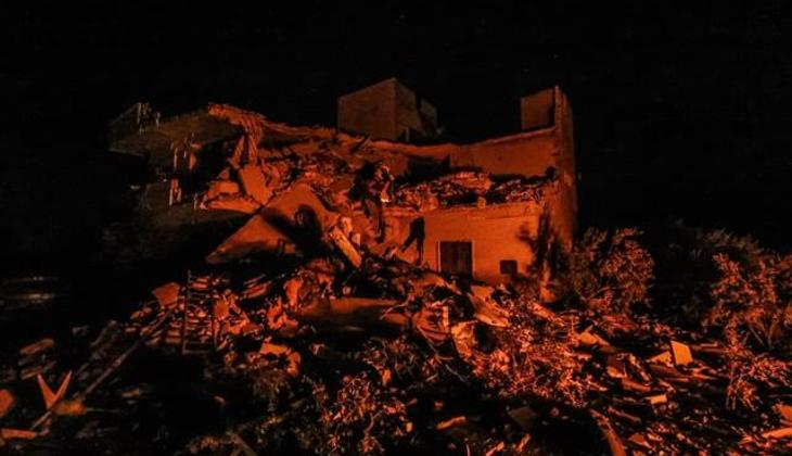 Esad'ın son vahşeti! 4 sivil öldü