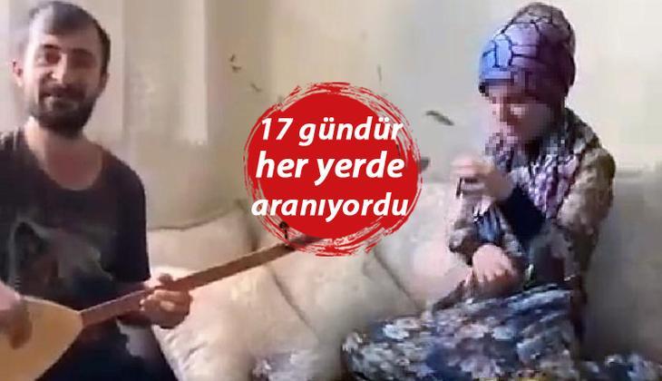 Kayıp 15 yaşındaki Elif, sosyal medyadaki videoda 'ikinci eş' olarak ortaya çıktı