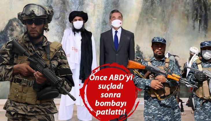 Son dakika haberi: Çin'den flaş açıklama: Taliban yönetimine 31 milyon dolar yardım!