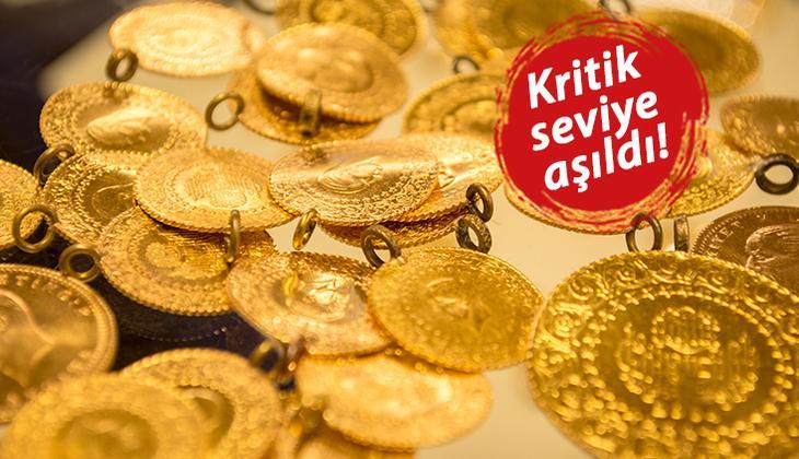 Ons altın güne hareketli başladı! Altın fiyatlarında son durum...
