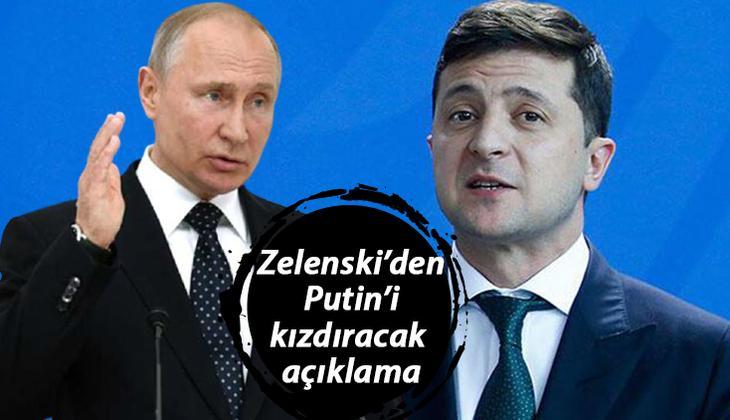 Son dakika: Ukrayna Devlet Başkanı Zelenski'den zehir zemberek açıklaması: Rusya ile savaşabiliriz!