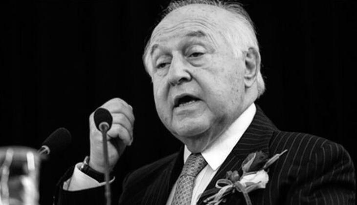 Son Dakika: Galatasaray eski başkanı Duygun Yarsuvat hayatını kaybetti!