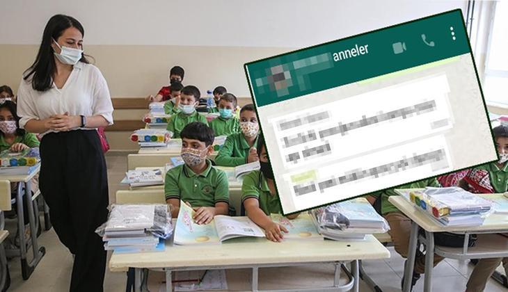 Okullarda 'tehlikeli' tartışma... 'Aşılı-aşısız veli' kavgası!