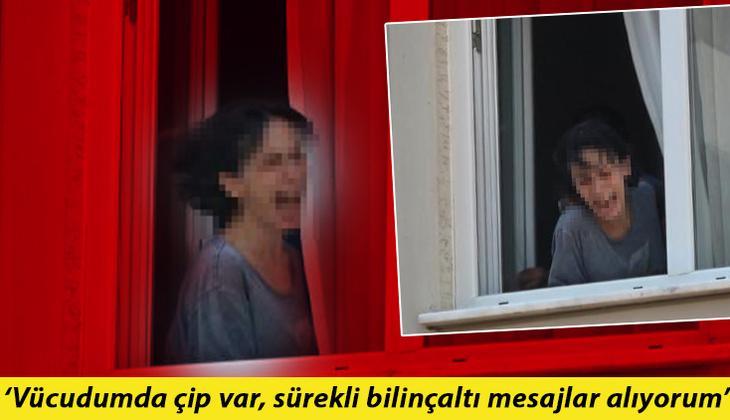 Bursa'da eşine dehşeti yaşattı! İfadesi şaşkına çevirdi: Vücudumda çip var, sürekli bilinçaltı mesajlar alıyorum