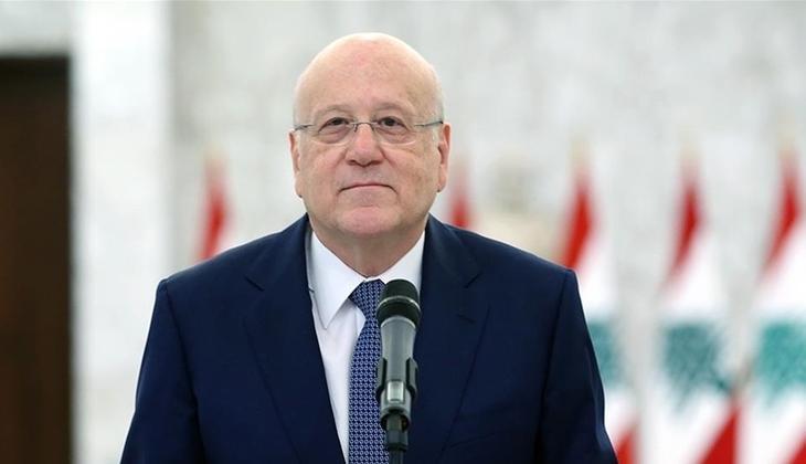 Lübnan'da hükümet kuruldu! Necib Mikati kabinesini açıkladı