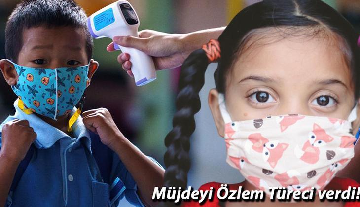 Müjdeyi Özlem Türeci verdi: 12 yaş altı çocuklara özel Kovid-19 aşısı geliyor!