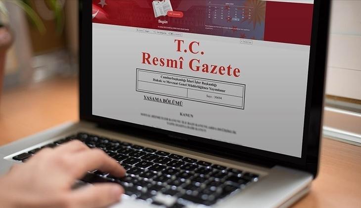 """""""2022-2024 Dönemi Yatırım Programı hazırlıkları"""" genelgesi Resmi Gazete'de"""