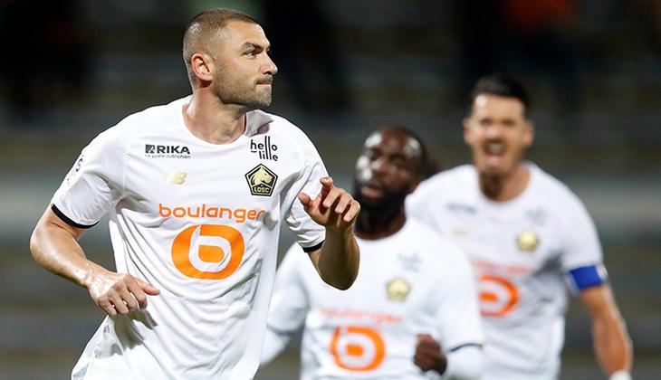 Canlı anlatım   Lorient - Lille maçı