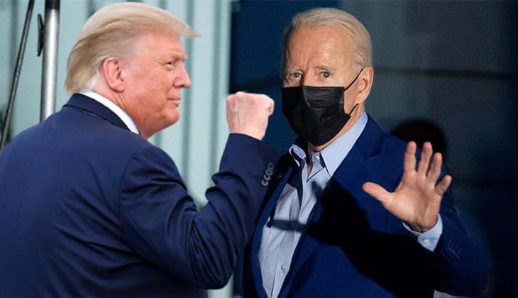 Eski ABD Başkanı Trump'tan ilginç çıkış: Biden'ı boks ringinde nakavt ederim