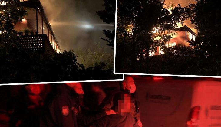 Zonguldak'ta korkunç olay! Ateşe verdi, gerçek böyle ortaya çıktı
