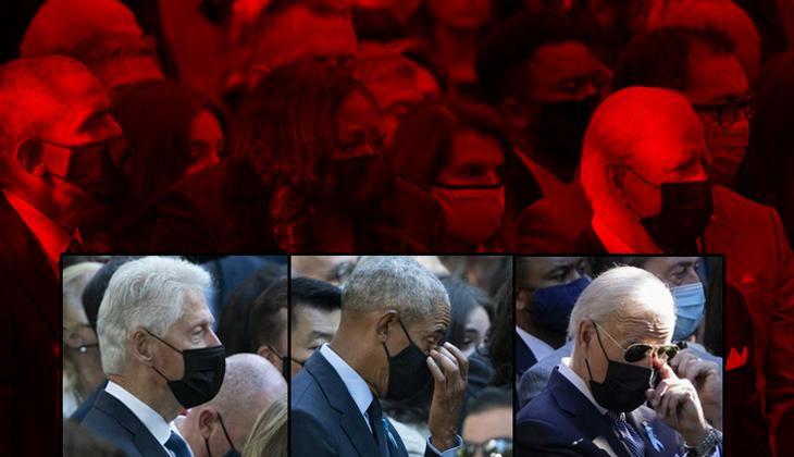 ABD 11 Eylül'ü anıyor! Görülmemiş kalabalık...