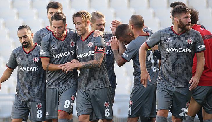 VavaCars Fatih Karagümrük 4 - 0 Adana Demirspor (Maç özeti)