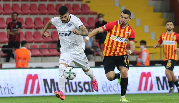 Kayserispor, Kasımpaşa'yı 2 golle geçti
