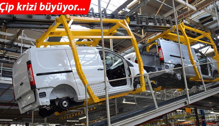 Japon otomotiv devinden flaş karar: Üretimi düşürecek