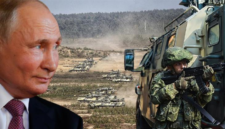 Son dakika... Putin resmen meydan okudu! O silah ilk defa kullanıldı