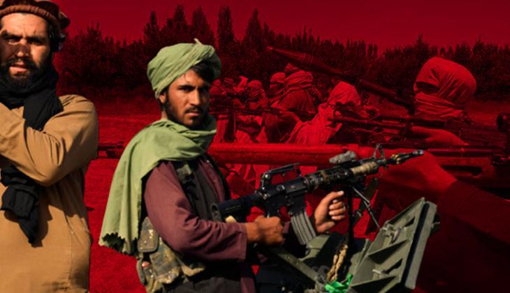 Tek kelimeyle korkunç... Taliban böyle cezalandırıyor!
