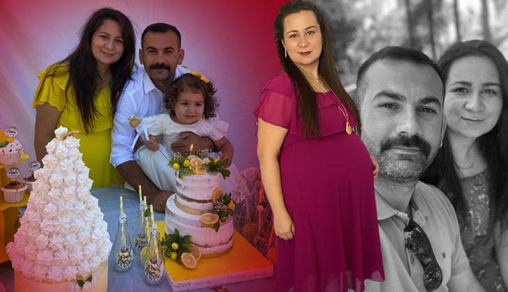 Hamileyken koronavirüs nedeniyle hayatını kaybetti! Eşi konuştu: Aşı olmama nedeni...