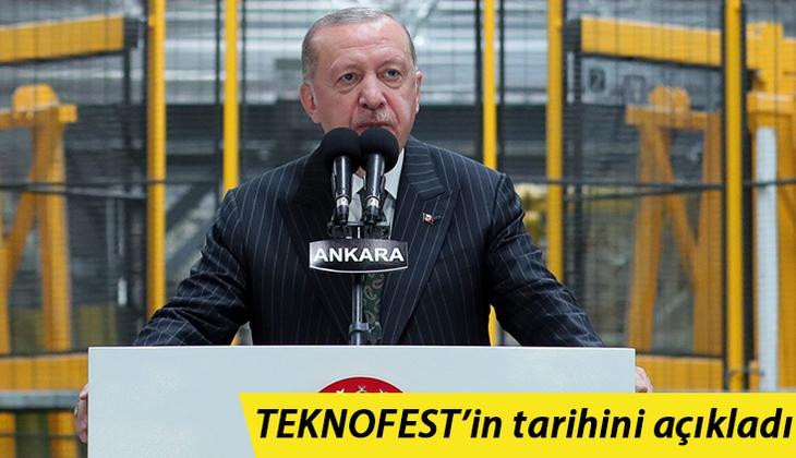 Son dakika... Şişecam Polatlı Fabrikası'nda açılış... Cumhurbaşkanı Erdoğan TEKNOFEST'in tarihini açıkladı