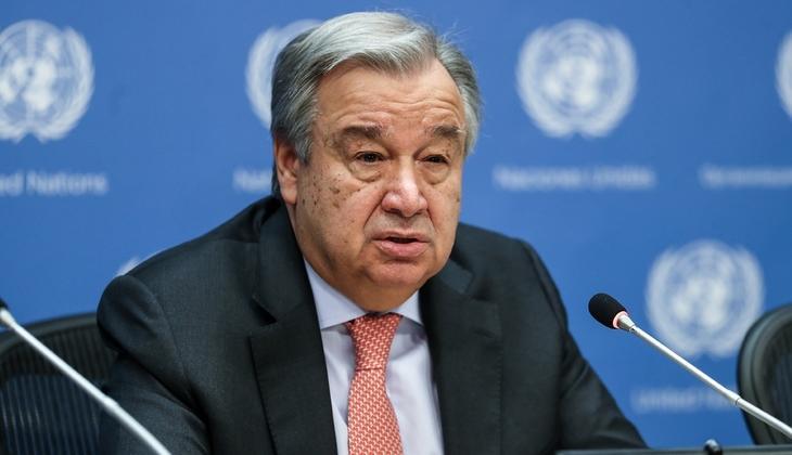 Son dakika haberi: BM'den Afganistan açıklaması: 1,1 milyar dolardan fazla bağış sözü aldık
