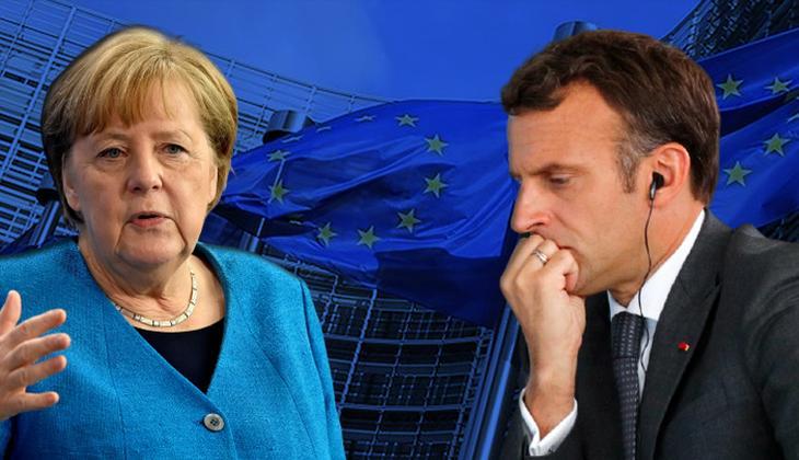 Avrupalıların tercihi Macron değil Merkel!
