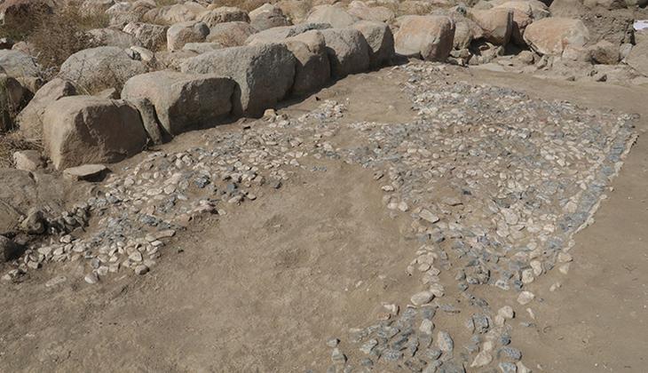Yozgat'ta bulundu, 3 bin 500 yıllık... 'Dünya tarihinde ilk mozaik'