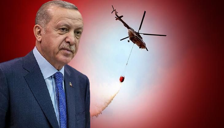 Son dakika... Cumhurbaşkanı Erdoğan talimat vermişti! Harekete geçildi: İşte THK raporu...