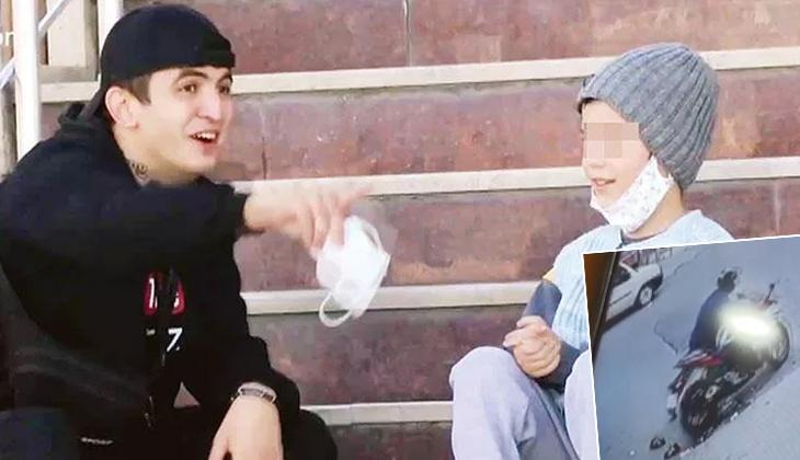 İstanbul'da çektiği video ile tepki çekmişti! YouTuber'a şok: Çok üzücü bir durum