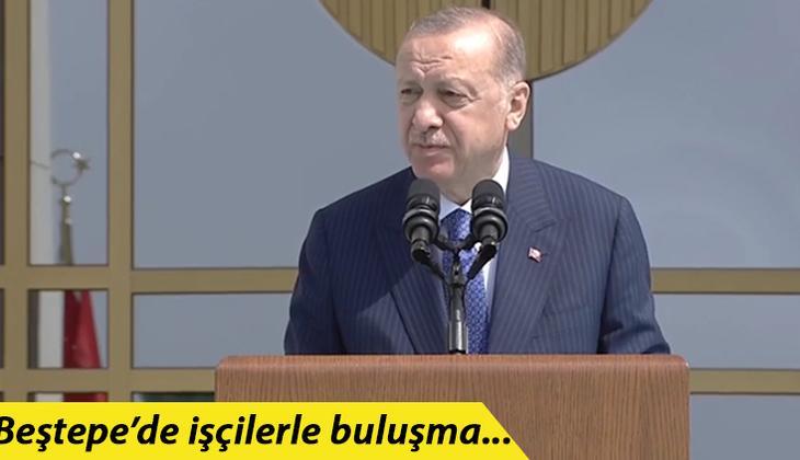 Son dakika... Cumhurbaşkanı Erdoğan: Salgın öncesi dönemin üzerine çıktık