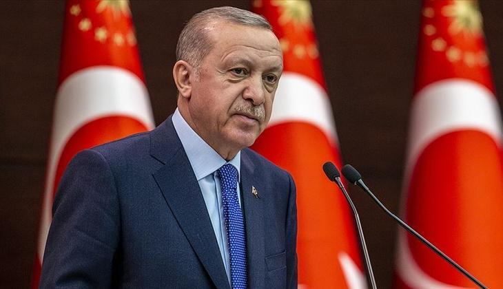 Son dakika... Cumhurbaşkanı Erdoğan, Almanya Cumhurbaşkanı ile görüştü