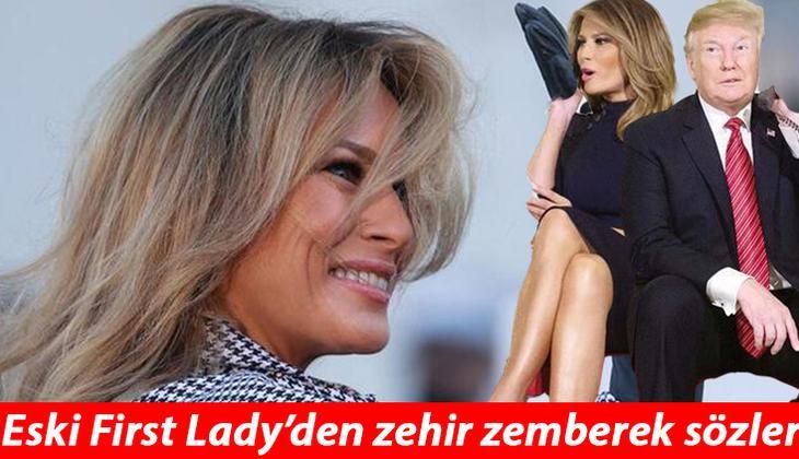Eski yardımcısı kitap yazdı First Lady küplere bindi: Bunun adı yalan ve ihanet!
