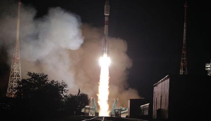 Daha hızlı internet için One Web'in 34 uydusu daha uzaya fırlatıldı